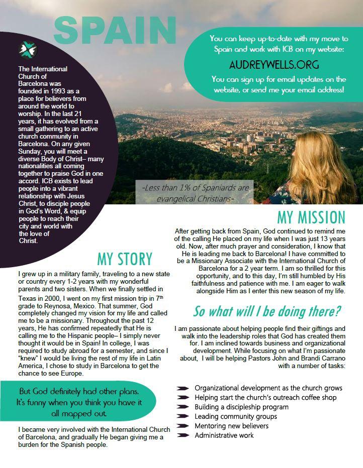 Newsletters   Audrey Wells