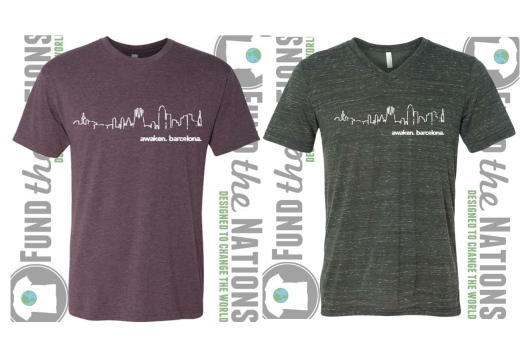 Both shirts