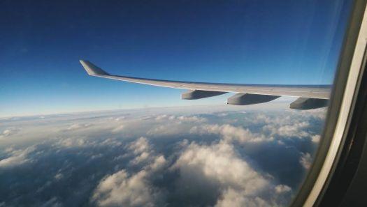 Frankfurt plane